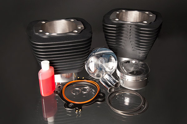 "Twin Cam 113"" Big Bore Kit Black"