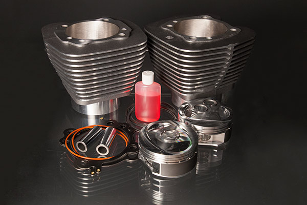 "Twin Cam 113"" Big Bore Kit Granite"