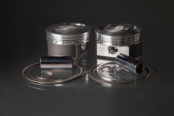 Revolution Performance Piston Kit for 1250cc Buell/T-Storm (1998-2001)