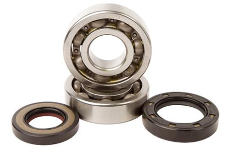 Hot Rods Crankshaft Main Bearing and Seal Kit Yamaha