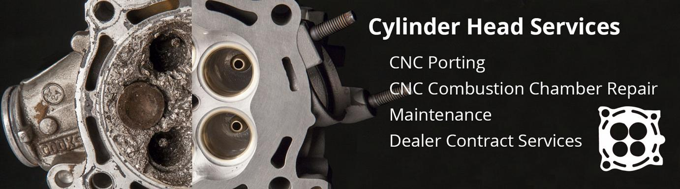 Millennium Technologies cylinder head repairs
