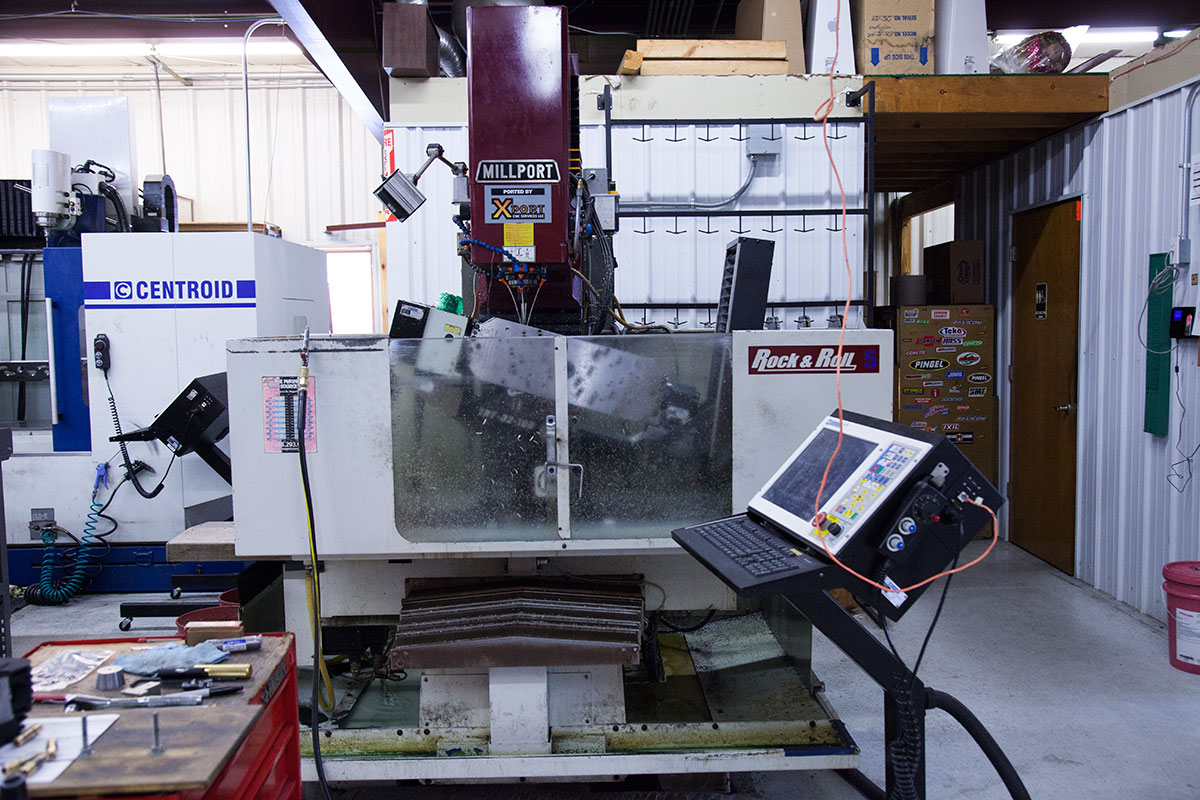MillPort CNC Machine