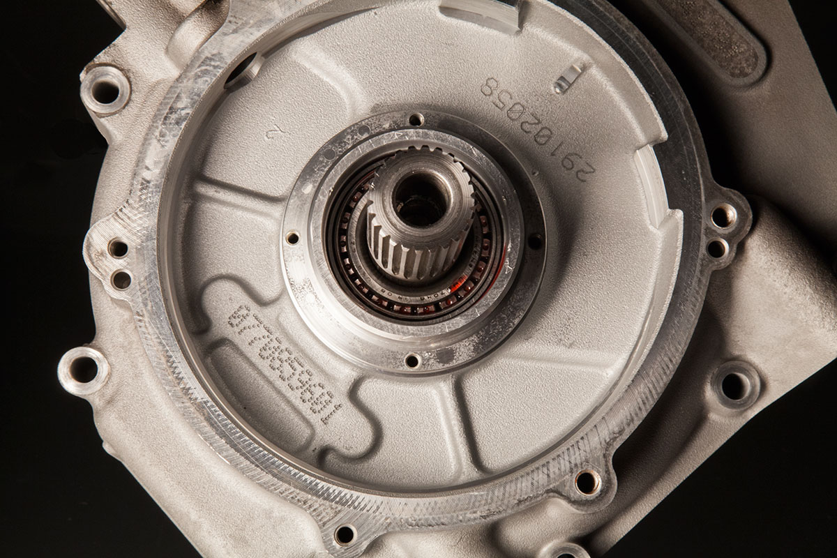 Timken Bearing Conversion