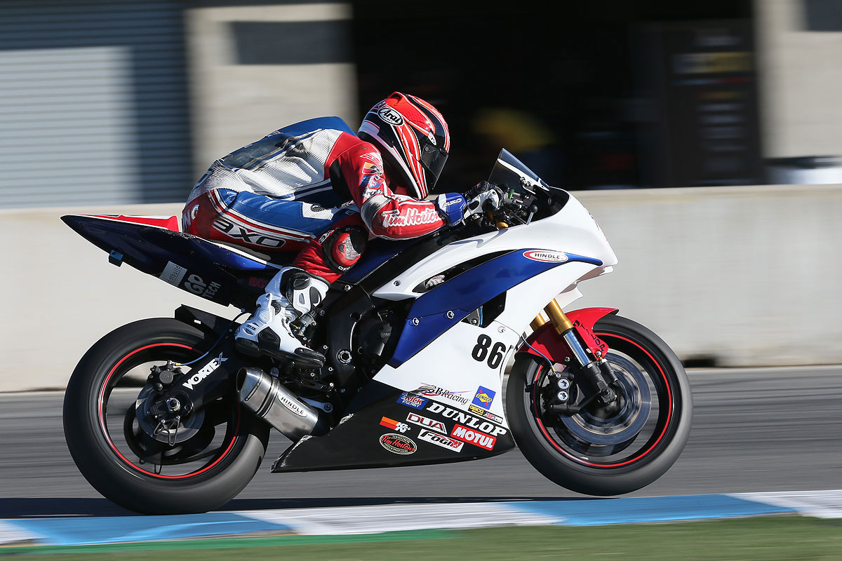 Ben Young Superbike Racer