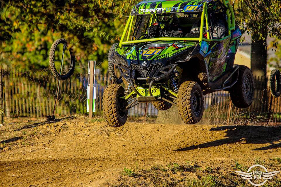 Kyle Chaney ATV Off-Road Racing